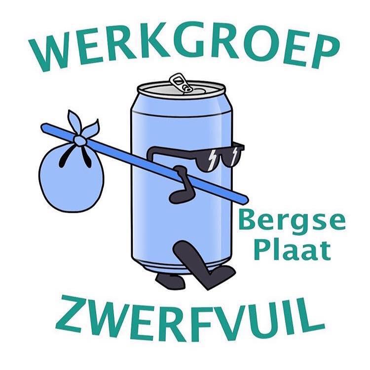 Werkgroep Zwerfvuil Bergse Plaat logo